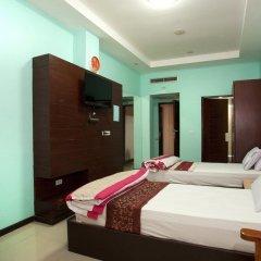 Отель Nida Rooms Bangrak 12 Bossa Бангкок комната для гостей фото 2