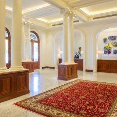 Отель Galle Face Hotel Шри-Ланка, Коломбо - отзывы, цены и фото номеров - забронировать отель Galle Face Hotel онлайн интерьер отеля фото 3