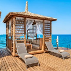 Yelken Blue Life Hotel балкон
