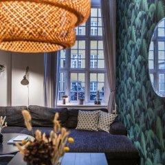 Отель CPH Boutique Hotel Apartments Дания, Копенгаген - отзывы, цены и фото номеров - забронировать отель CPH Boutique Hotel Apartments онлайн интерьер отеля фото 3