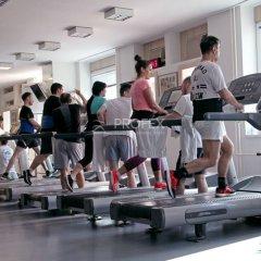 Hotel Adresa фитнесс-зал фото 2