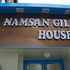 Отель Namsan Guest House 2 городской автобус