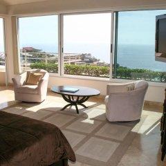 Отель Villa del Mar Педрегал комната для гостей фото 5