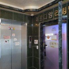 Отель Merdiang Livingtel ванная фото 2