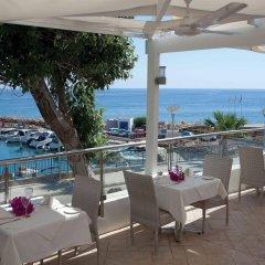 Отель The Golden Coast Beach Протарас питание фото 2