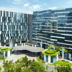 Отель Novotel Singapore on Stevens фото 3