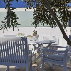 Отель Tramonto Private Villa Греция, Остров Санторини - отзывы, цены и фото номеров - забронировать отель Tramonto Private Villa онлайн балкон