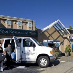 Отель Coast Vancouver Airport Канада, Ванкувер - отзывы, цены и фото номеров - забронировать отель Coast Vancouver Airport онлайн городской автобус