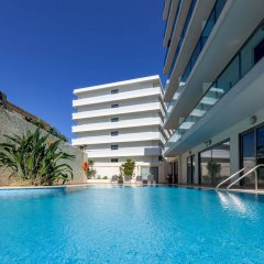 Manousos City Hotel бассейн фото 2