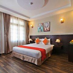 Отель Hoang Ha Sapa Hotel Вьетнам, Шапа - отзывы, цены и фото номеров - забронировать отель Hoang Ha Sapa Hotel онлайн комната для гостей фото 4