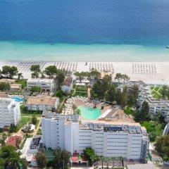 Отель Iberostar Ciudad Blanca Alcudia пляж