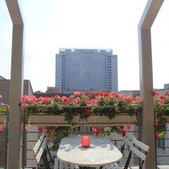 Отель Mikon Eastgate Hotel - City Centre Германия, Берлин - 1 отзыв об отеле, цены и фото номеров - забронировать отель Mikon Eastgate Hotel - City Centre онлайн балкон фото 3