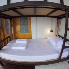 Отель Bed De Bell Hostel Таиланд, Бангкок - отзывы, цены и фото номеров - забронировать отель Bed De Bell Hostel онлайн комната для гостей фото 2
