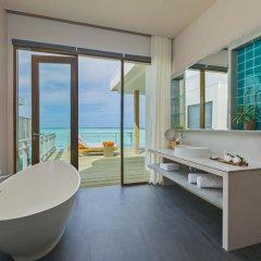 Отель Dhigali Maldives Мальдивы, Медупару - отзывы, цены и фото номеров - забронировать отель Dhigali Maldives онлайн ванная