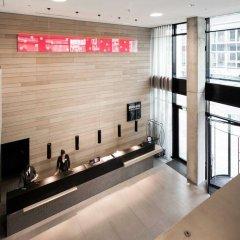 Отель Barcelo Hamburg Германия, Гамбург - 3 отзыва об отеле, цены и фото номеров - забронировать отель Barcelo Hamburg онлайн интерьер отеля фото 2