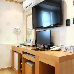 Отель GS Hotel Jongno Южная Корея, Сеул - отзывы, цены и фото номеров - забронировать отель GS Hotel Jongno онлайн удобства в номере