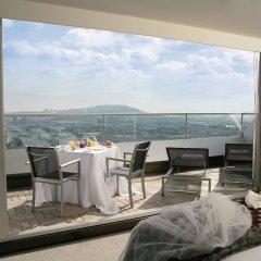 Отель Hesperia Tower Испания, Оспиталет-де-Льобрегат - 1 отзыв об отеле, цены и фото номеров - забронировать отель Hesperia Tower онлайн балкон