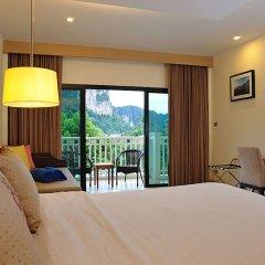 Отель Krabi Tipa Resort комната для гостей фото 7