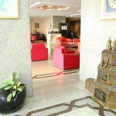 Отель Nova Park Hotel ОАЭ, Шарджа - 1 отзыв об отеле, цены и фото номеров - забронировать отель Nova Park Hotel онлайн интерьер отеля фото 3