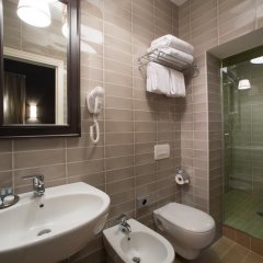 Отель San Giuliano Inn Флоренция ванная