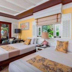 Отель Thavorn Beach Village Resort & Spa Phuket комната для гостей фото 5