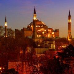 Отель Yasmak Sultan балкон