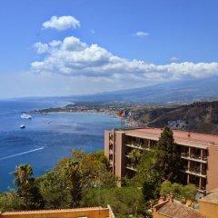 Taormina Park Hotel пляж фото 2