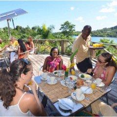 Отель Bay View Eco Resort & Spa питание фото 2