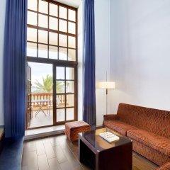 Отель Le Meridien Ra Beach Hotel & Spa Испания, Эль Вендрель - 3 отзыва об отеле, цены и фото номеров - забронировать отель Le Meridien Ra Beach Hotel & Spa онлайн комната для гостей фото 4