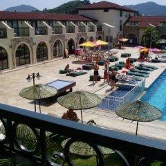 Sunlove Hotel Мармарис балкон