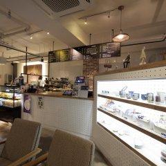 Отель Stay 7 - Hostel (formerly K-Guesthouse Myeongdong 3) Южная Корея, Сеул - 1 отзыв об отеле, цены и фото номеров - забронировать отель Stay 7 - Hostel (formerly K-Guesthouse Myeongdong 3) онлайн питание фото 2