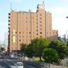 Отель Good Inn Beppu Беппу парковка