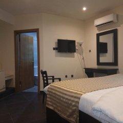 Eden Crest Hotel & Resort Энугу комната для гостей