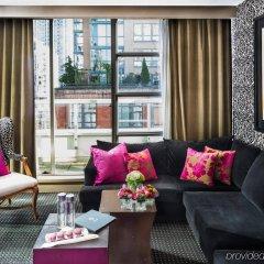 Отель Opus Hotel Канада, Ванкувер - отзывы, цены и фото номеров - забронировать отель Opus Hotel онлайн комната для гостей фото 3