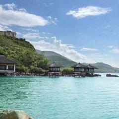 Отель Vinpearl Luxury Nha Trang Вьетнам, Нячанг - 1 отзыв об отеле, цены и фото номеров - забронировать отель Vinpearl Luxury Nha Trang онлайн пляж фото 2