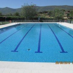 Отель Chozos Rurales de Carrascalejo - Only Adults бассейн
