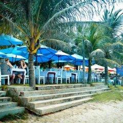Отель Hoa Hung Homestay гостиничный бар