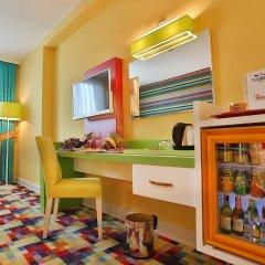 Отель QUA Стамбул удобства в номере фото 2