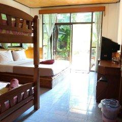 Отель Lanta Scenic Bungalow Таиланд, Ланта - отзывы, цены и фото номеров - забронировать отель Lanta Scenic Bungalow онлайн комната для гостей фото 5