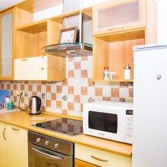 Апартаменты Apartment on Tekstilschiki в номере