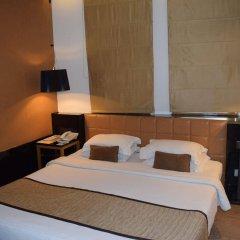 Отель Palace Heights Индия, Нью-Дели - отзывы, цены и фото номеров - забронировать отель Palace Heights онлайн комната для гостей фото 3