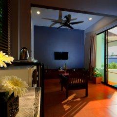 Отель The Fusion Resort комната для гостей фото 5