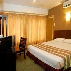 Отель DOriental Inn, Chinatown, Kuala Lumpur Малайзия, Куала-Лумпур - 2 отзыва об отеле, цены и фото номеров - забронировать отель DOriental Inn, Chinatown, Kuala Lumpur онлайн комната для гостей фото 5