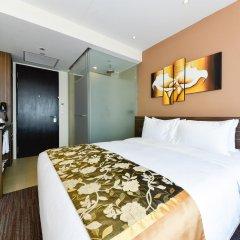 Отель Travelodge Harbourfront Singapore комната для гостей