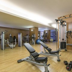Hotel SB Diagonal Zero Barcelona фитнесс-зал фото 3
