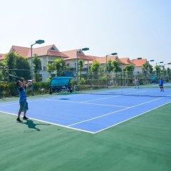 Отель Secret Garden Villas-Furama Beach Danang спортивное сооружение