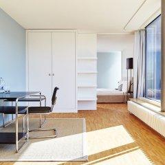 Отель Greulich Design & Lifestyle Hotel Швейцария, Цюрих - отзывы, цены и фото номеров - забронировать отель Greulich Design & Lifestyle Hotel онлайн комната для гостей фото 3