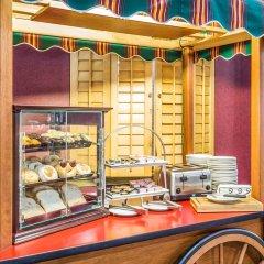 Отель Clarion Inn Frederick Event Center питание фото 3