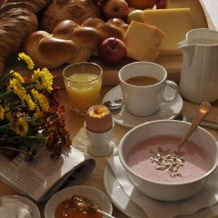 Отель The Bed and Breakfast питание