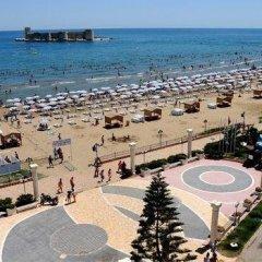 Harvest Hotel Турция, Силифке - отзывы, цены и фото номеров - забронировать отель Harvest Hotel онлайн пляж фото 2